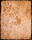 Papier parcheminé Photographie stock libre de droits