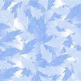 Papier peint abstrait de l'hiver Images stock