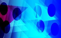 Papier peint abstrait multicolore de fond de tache floue photo stock
