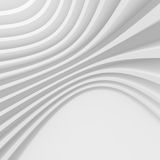 Papier peint architectural monochrome Concept intérieur créatif Image stock