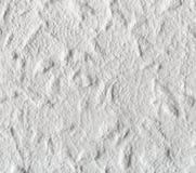 Papier peint blanc de déchet de bois Photos libres de droits