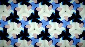 Papier peint blanc vert-bleu de coeur d'amour Photos libres de droits