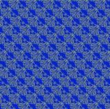 Papier peint bleu Photographie stock