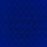 Papier peint bleu abstrait Photo stock