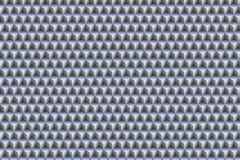 Papier peint bleu de cubes illustration de vecteur