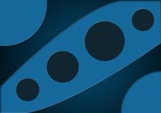 Papier peint bleu de fond Photos stock