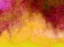 Papier peint brouillé lumineux de tache de débordement de vague de mer de main texturisée de décoration de fond d'abrégé sur art  Photos libres de droits