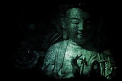 papier peint chinois de temple de fond abstrait illustration de vecteur