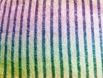 Papier peint coloré Images libres de droits