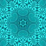 Papier peint d'Aquamarine Image libre de droits
