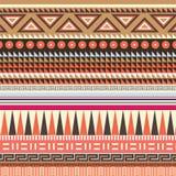 Papier peint d'ornamental de couleur Image stock