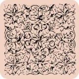papier peint de cru de la Renaissance Photos libres de droits