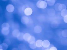 Papier peint de fond brouillé par bleu - photo courante Photos libres de droits