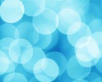 Papier peint de fond brouillé par bleu - photo courante Photo libre de droits