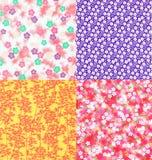 Papier peint de fond d'art ; Rayures de style du Japon, rayures de style de l'Asie image stock