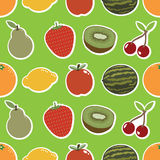 Papier peint de fruit Image stock