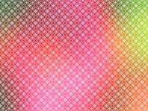 Papier peint de jaune de vert de rose chaud Image stock