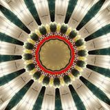 papier peint de kaidoscope Photographie stock libre de droits