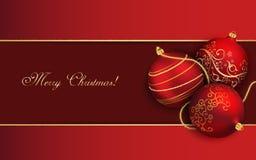 Papier peint de Noël Photo stock
