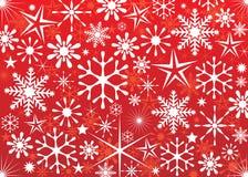 Papier peint de Noël illustration de vecteur