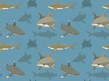 Papier peint 13 de requins illustration libre de droits