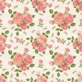 Papier peint de roses illustration stock