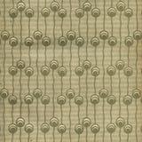Papier peint de vintage - perles Images stock