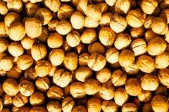 Papier peint des noix non sucrées photo libre de droits