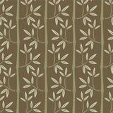 Papier peint en bambou sans joint Photo stock