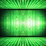 Papier peint en bambou vert de fond de texture de détail photographie stock libre de droits