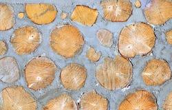 Papier peint en bois de ciment Image stock