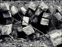 Papier peint en pierre Photo libre de droits