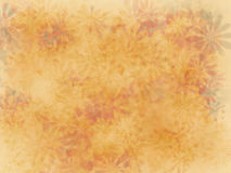 Papier peint fleuri Photos libres de droits