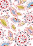 Papier peint floral Photographie stock