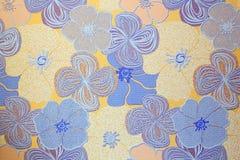 Papier peint floral Photographie stock libre de droits