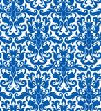 Papier peint floral Images libres de droits