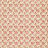 Papier peint floral antique Photo libre de droits