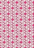 Papier peint floral de cru Images stock