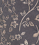 Papier peint floral en métal Photo libre de droits