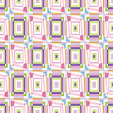Papier peint géométrique 60 Photos libres de droits