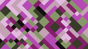 Papier peint géométrique abstrait de fond de Suare Images stock