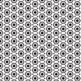 Papier peint géométrique d'abrégé sur conception d'illustration de vecteur de fond de modèle de tissu de tuile de couverture d'he Image libre de droits