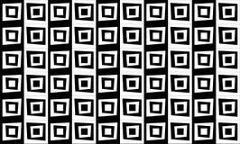 Papier peint géométrique de forme de fond rétro et style de cru illustration de vecteur