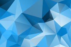 Papier peint lumineux Texture géométrique Configuration colorée Concept créateur illustration stock