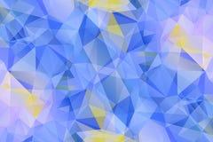 Papier peint lumineux Texture géométrique Configuration colorée Concept créateur illustration de vecteur