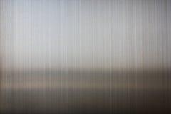 Papier peint métallique en aluminium en gros plan de texture, fond métallique Photographie stock libre de droits