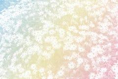 Papier peint mou de fleur de tache floue Image libre de droits