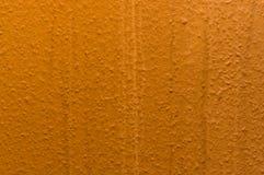 Papier peint peint structurel de Brown Photo stock