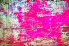 Papier peint rose Photo libre de droits