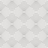 Papier peint sans couture de fond d'Art Deco Linear Pattern Texture Images libres de droits